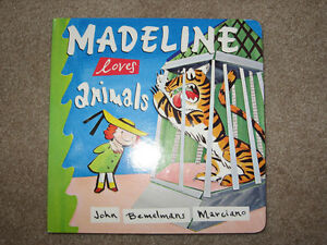 Madeline Hard Pages Book - NEW