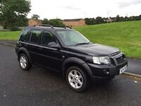 Land Rover Freelander HSE, MOT, Low Mileage, Swap Exchange Considered