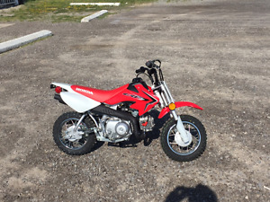 2017 Honda CRF50 Dirt Bike *brand new*