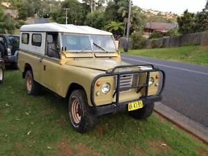 1975 Land Rover LWB Port Macquarie Port Macquarie City Preview