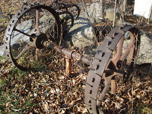 Vintage, Antique Farm Equipments Peterborough Peterborough Area image 2