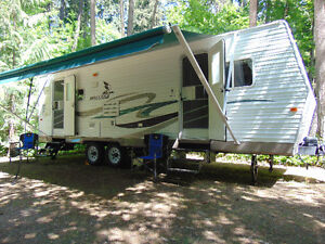Little RV Rentals has 2 trailers available for this weekend