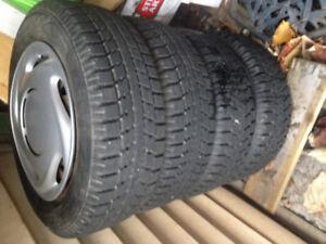 winter tires 185/65/R14