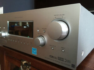 Sony AM/FM Stereo Receiver (model: STR-DA2100ES)