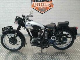 1952 BSA M33, A true british classic in stunning condition.