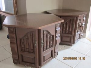 Used Hexagonal Cafee Table