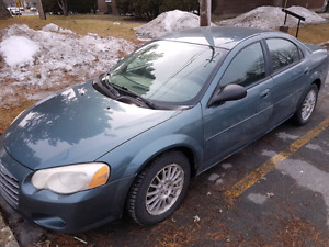CHRYSLER SEBRING AUTOMATIQUE 2005