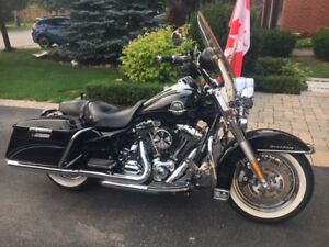 Super Clean 2010 Road King Classic