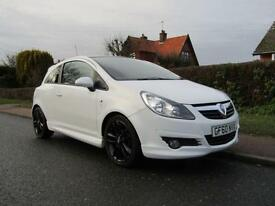 2010 Vauxhall Corsa 1.3 CDTi ecoFLEX LIMITED EDITION 3DR TURBO DIESEL HATCHBA...