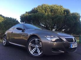BMW M6 5.0 V10 SMG 2dr PETROL AUTOMATIC 2005/55