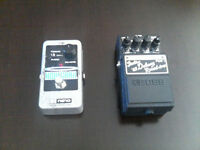 Electro harmonix & Boss pedals forsale or trade