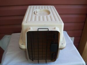 Nice Sturdy Pet Carrier--Great for a small dog or cat!
