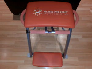 New Pilates Pro Chair