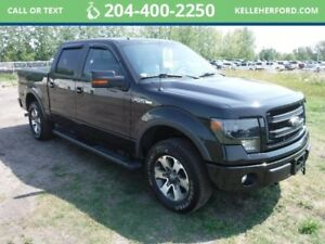 2014 Ford F-150 FX4Leather CREW