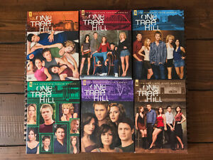 Série One Tree Hill, saison 1 à 6