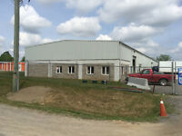 Industrial Space for SUB-LEASE - Avail IMMEDIATELY $7.70/sq.ft.