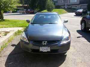 Well Maintained 2003 Honda Accord EX-L Sedan For Sale