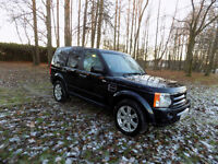 2009 Land Rover Discovery 3 2.7TD V6 auto HSE nvs ltd