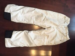 White Colombia Snow Pants Men's size Large London Ontario image 1