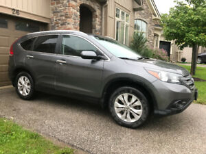 2014 HONDA CRV- LOADED