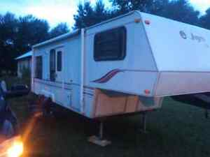 1997 26 foot jayco trailer
