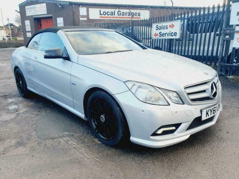 2011 Mercedes-Benz E Class E250 CDI BlueEFFICIENCY Sport 2dr Tip Auto 61 2011 CO