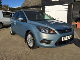 2009 FORD FOCUS 1.6 TDCI TITTAUIM**FULL SERVICE HISTORY**OUTSTANDING EXAMPLE**