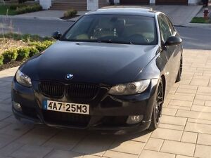 BMW 335i coupe sport package