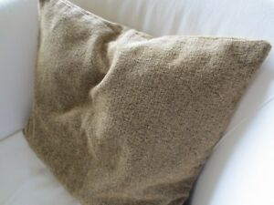 "New Chenille Cushion Covers 17.5"" x 17.5"""