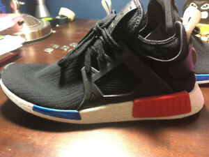 OG Nmd Xr1 size 9.5. Used. 9/10. Cleaned boost