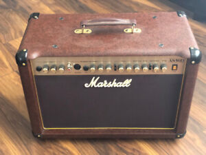 Marshall AS50D guitar amp, amplifier
