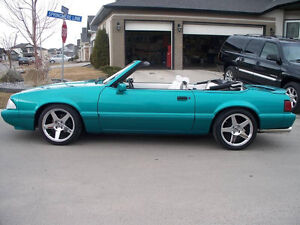 WANTED: 1986-93 Ford Mustang Convertible