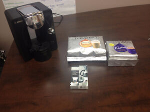 Tassimo 55 Coffee maker with accessories