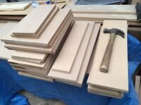 18 Mm MDF Wood Offcuts - various sizes