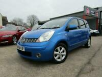 2008 Nissan Note 1.5 dCi Acenta 5dr MPV Diesel Manual
