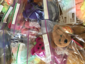 Bagged Lots of new condition Beanie Babies