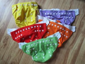 Baby land cloth diapers