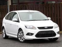 Ford Focus Zetec S 1.6 TDCI 5dr DIESEL MANUAL 2011/11