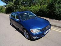 2002 Lexus IS 200 2.0 Auto SE ++ 1 OWNER FROM NEW ++ 12 MONTHS MOT ++ BIG SPEC +