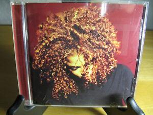 """Janet Jackson, """"The Velvet Rope"""" CD"""