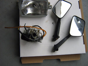 vintage honda scooter parts
