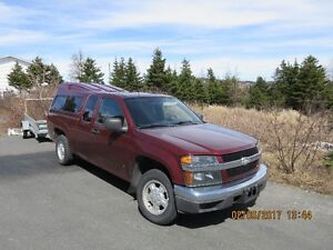 2007 GMC Colorado P/U