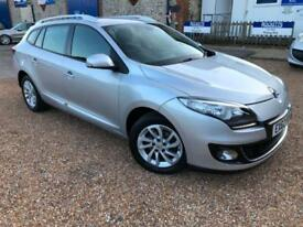2012 '62' Renault Megane 1.6 Dynamique Tom Tom Estate. Petrol. Px Swap