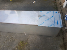 Used, Stainless steel tank 450L for sale  Cleckheaton, West Yorkshire