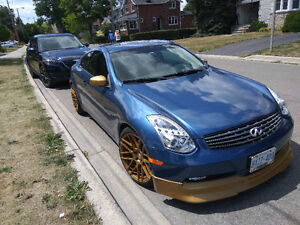 2005 Infiniti G35 Coupe w/ tons of upgrades, perfect summer car