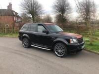 2007 Land Rover Range Rover Sport 3.6 TDV8 HSE 5dr Auto factory khan edition ...