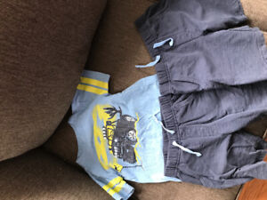 Toddler boys clothes size 3