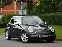 Mini 1.6 One 2003 +PAN SUNROOF +12M MOT +10 SERVICE STAMPS + BARGAIN + CHEAP CAR