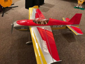 RC- Eflight Slick 3D