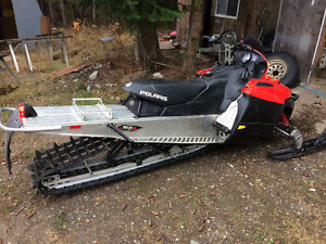 2008 Polaris 800 Prince George British Columbia image 2